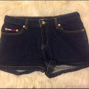 Tommy Hilfiger® Vintage Denim Shorts